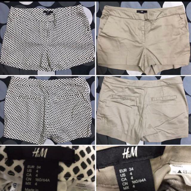 Shorts,  skirt