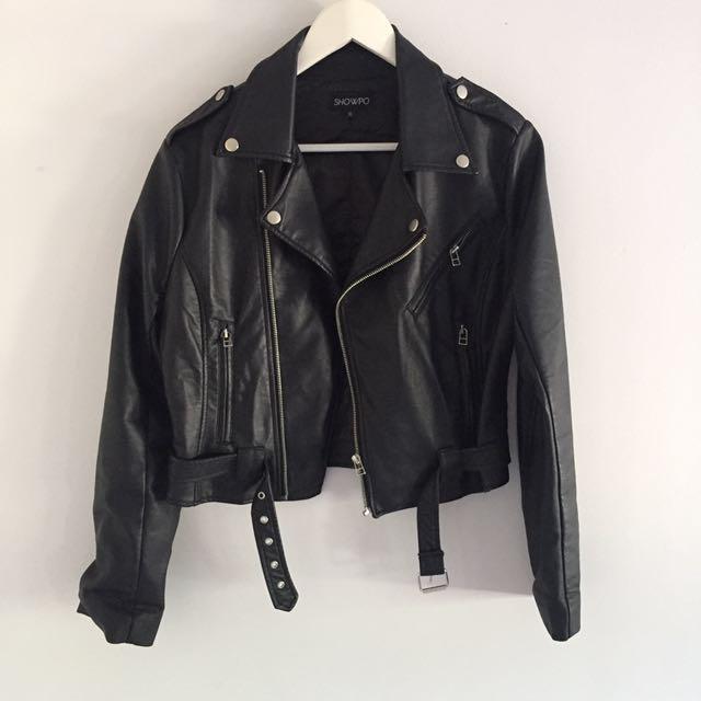 SHOWPO Leather Jacket