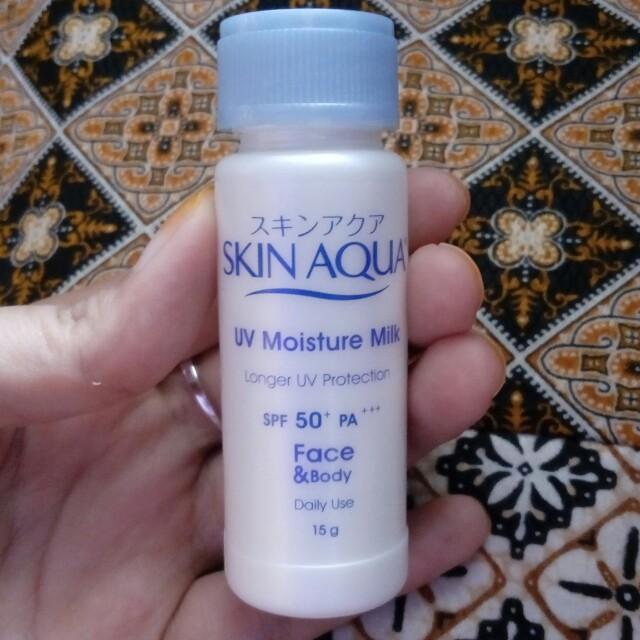 Skin Aqua UV Moisture Milk