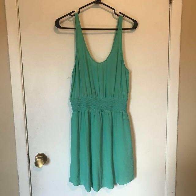 Taulla Babaton 100% silk dress size L