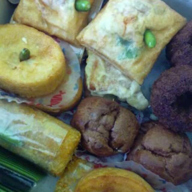 Terima Pesanan Aneka Kue Basah Untuk Snack Box Tampah