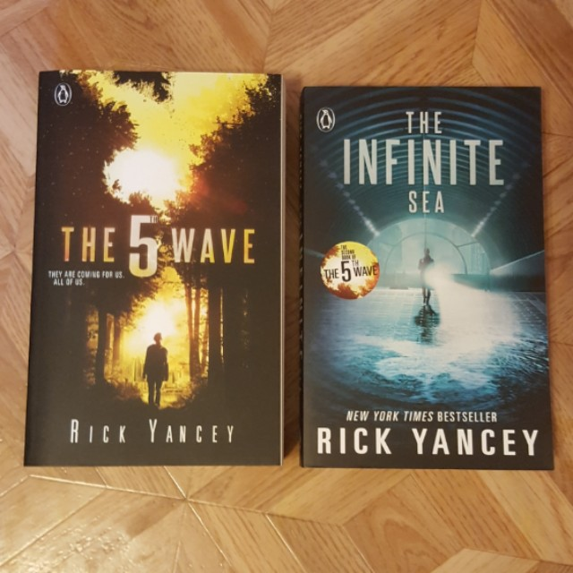 The 5th Wave Books 1-2