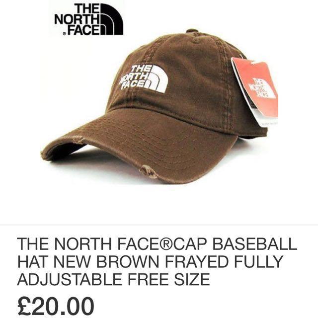 免運中‼️The North Face 老帽