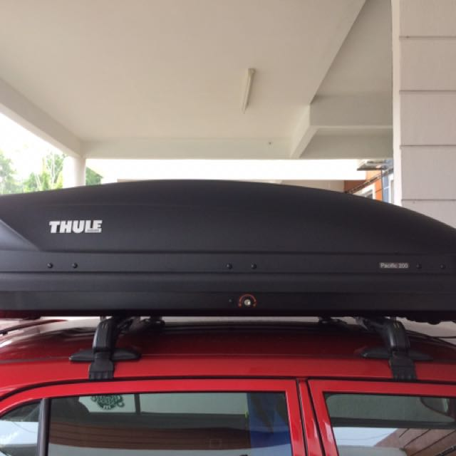Jual Roof Box Thule - Latest Rooftop Ideas