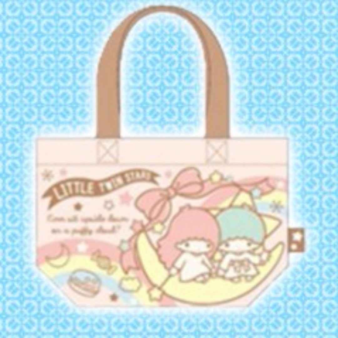 TOREBA❖(預購)三麗鷗-雙子星提袋
