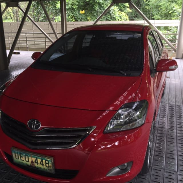 Toyota Vios Trd Sportivo Limited Edition