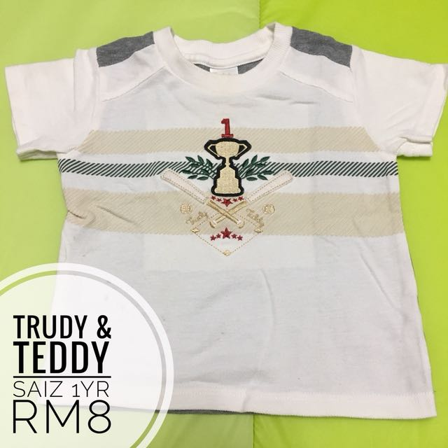Trudy & Teddy shirt