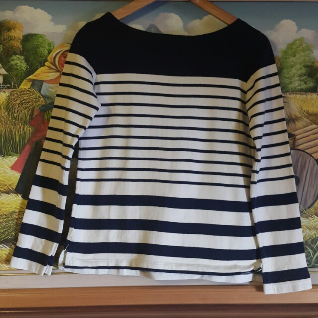 Uniqlo Stripes