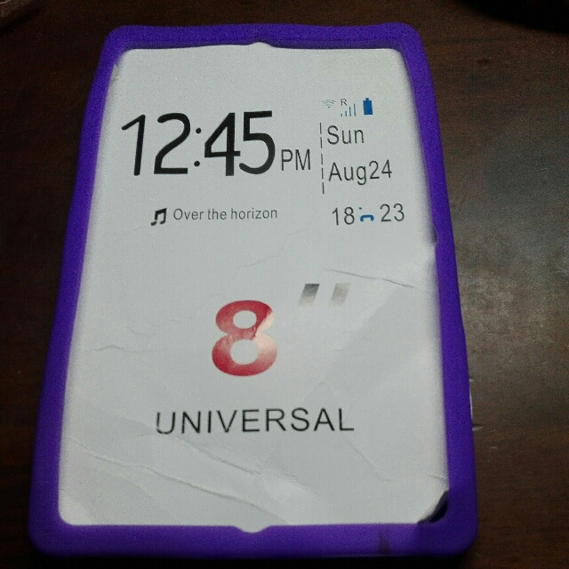 universal tablet jelly case