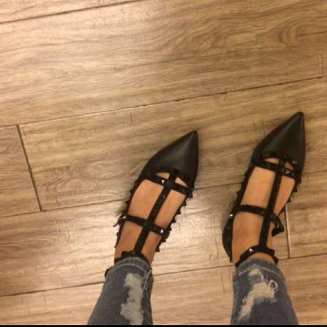 【出清活動】Valentino 平底鞋