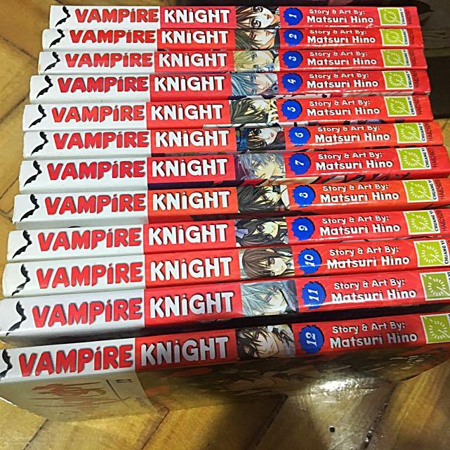 Vampire Knight Set