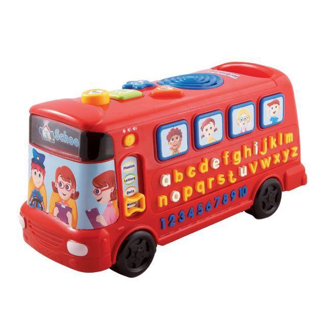 Vtech® Playtime Bus With Phonics