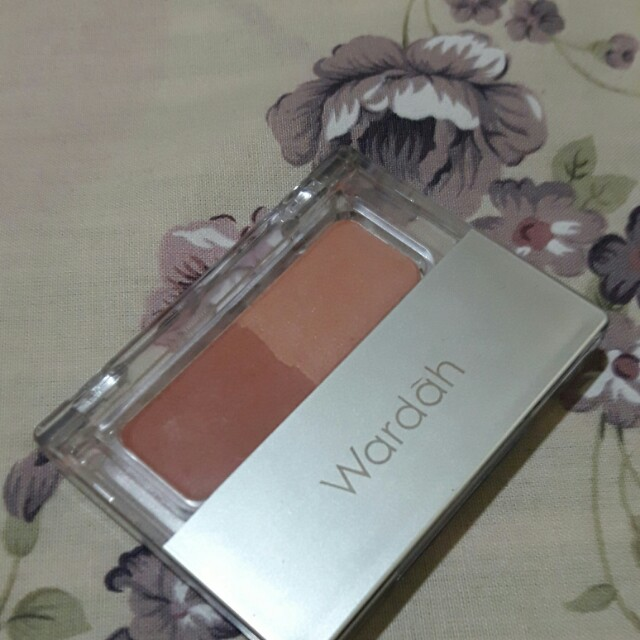 Wardah Blush On Palette Seri D