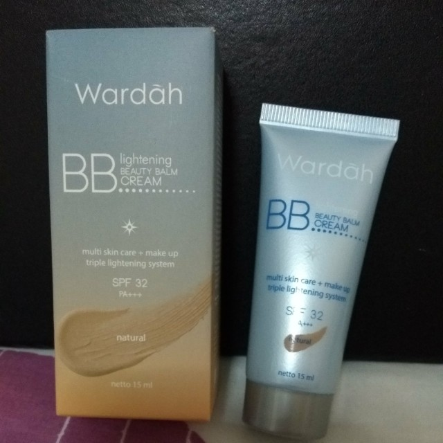 Wardah Lightening Beauty Balm (BB) Cream