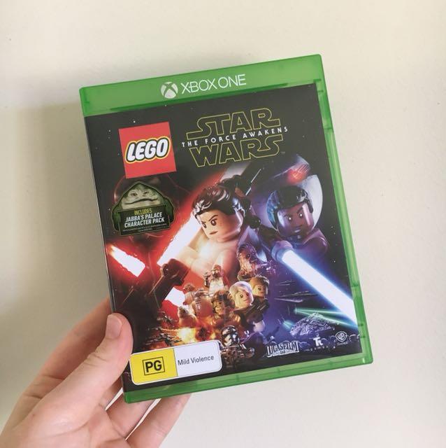 Xbox One - Lego Star Wars: The Force Awakens