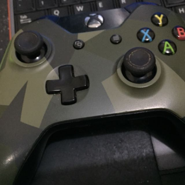 Xbox One controller Armed Forces edition