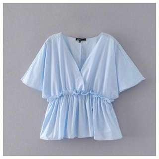 Kaia top kimono