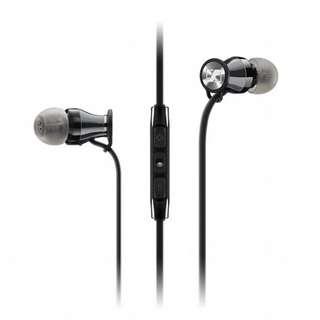 🚚 金曲音響   Sennheiser 聲海 MOMENTUM In-Ear I Apple專用 線控 耳道式耳機