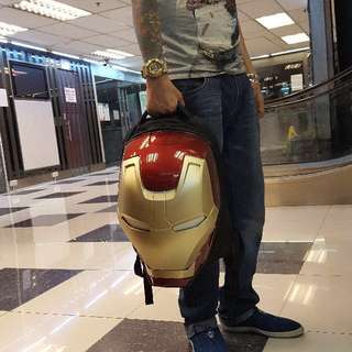 Ironman Bag