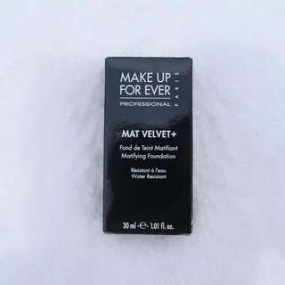 Makeup For Ever Foundation