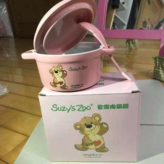 Suzy's Zoo 陶鍋 #我的家飾可超取