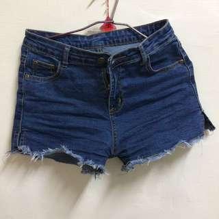 🚚 牛仔短褲 #我的女裝可超取