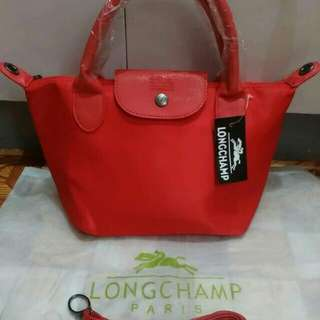 long champ  red from singapore