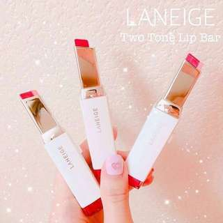 🎄✨INSTOCK! Laneige Teo Tone Lip Bar