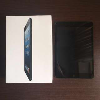IPad mini Wifi Cellular 16GB Black