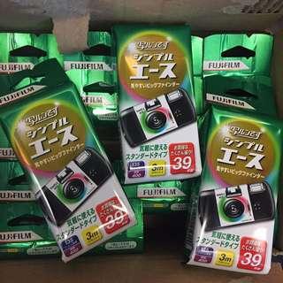 Fujifilm Simple Ace Disposable camera - 39 exposure