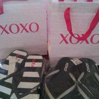 Authentic XOXO Slippers