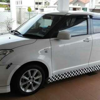 SUZUKI SWIFT AUTO SAMBUNG BAYAR