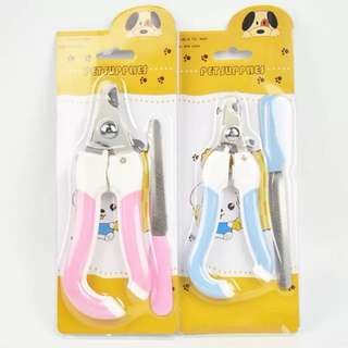Instock Large Pet Cat Dog Nail Clipper Cutter Trimmer Grooming