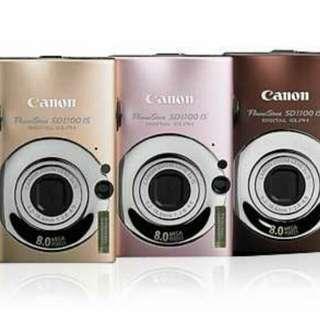 Canon IXUS 80 IS  香檳金 數位相機