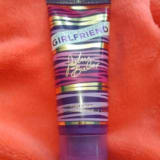 ⚠Justin Bieber Girlfriend Shimmery Body Lotion