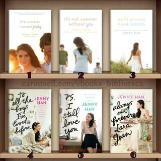 (Ebook Collection) Jenny Han