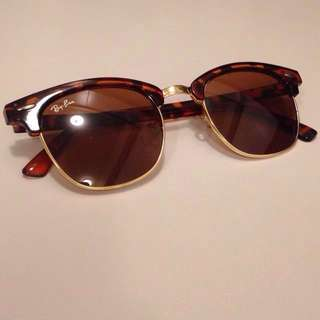 Ray Ban clubmaster *not Authentic*