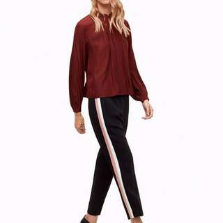 DARTONAL DRESS PANTS