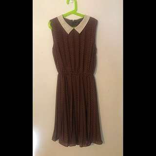 Vintage 70s Day Dress