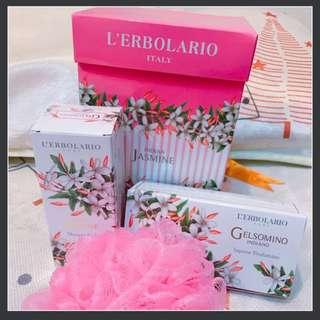 全新 L'ERBOLARIO茉莉香氛禮盒🎉