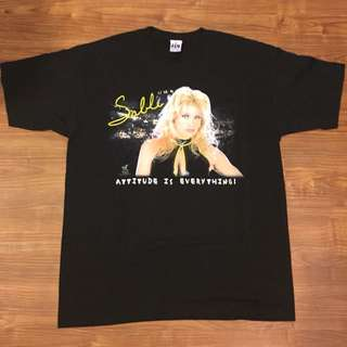 "Deadstock Vintage Sable ""Attitude is Everything"" T Shirt"