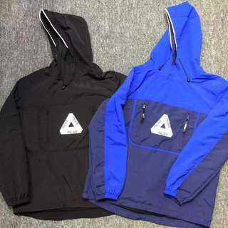 Palace Over Park Shell Top Jacket Pullover / Hoodie / Hood