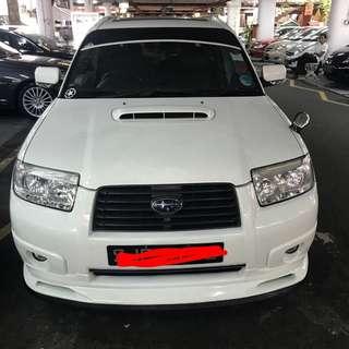 Subaru forester 2.5cc SG