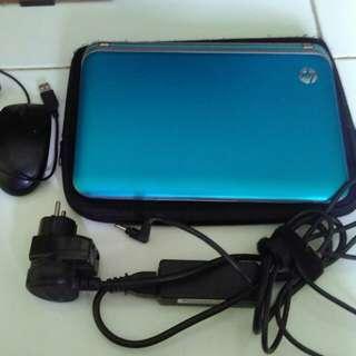 Notebook hp mini biru (HP 210-4025TU)