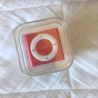 iPod shuffle (never used)