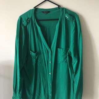 Portmans blouse size 16