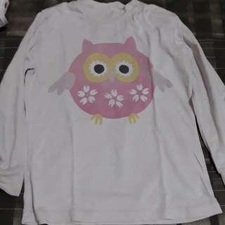 Baju tidur owl asli gw