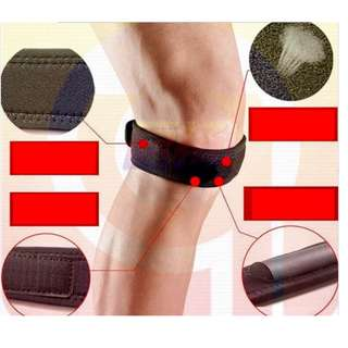 Brand New Adjustable Knee guard including postage
