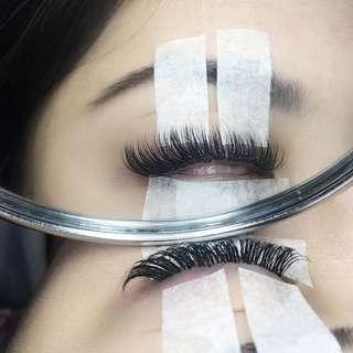 Home Based Eyelash Extensions 🎀