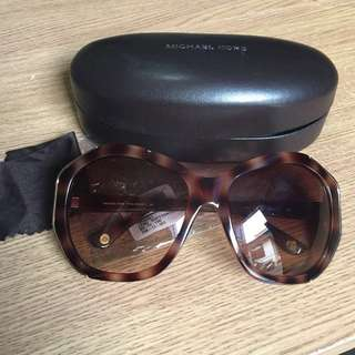 Michael Kors Authentic Soft Tortoise Sunnies